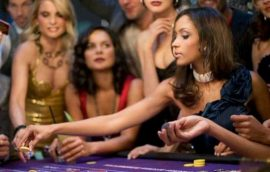 Perjudian Remaja Di Pesta Prom Post School - Casino Girl